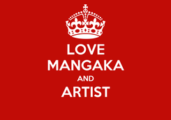 Poster: LOVE MANGAKA AND ARTIST