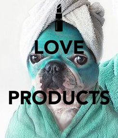 Poster: LOVE   PRODUCTS