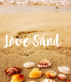 Poster: Love Sand