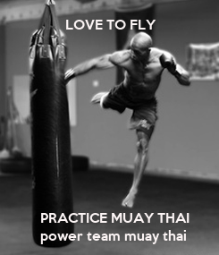 Poster:        LOVE TO FLY