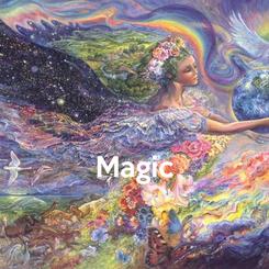 Poster:   Magic