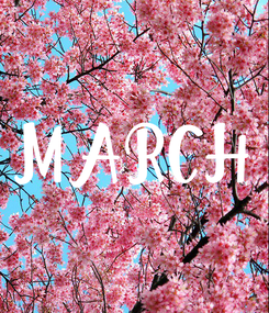 Poster: MARCH