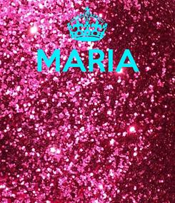 Poster: MARIA