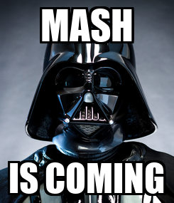 Poster: MASH IS COMING