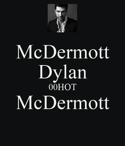 Poster: McDermott Dylan 00HOT McDermott