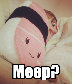 Poster:  Meep?
