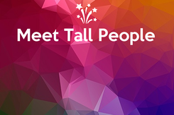 Poster: Meet Tall People