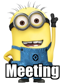 Poster:   Meeting