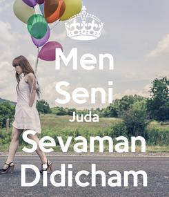 Poster: Men Seni Juda Sevaman Didicham