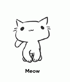 Poster: Meow