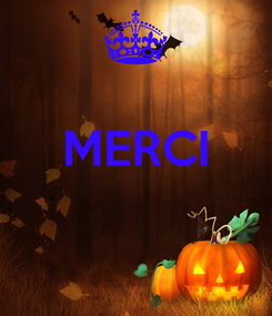 Poster:  MERCI