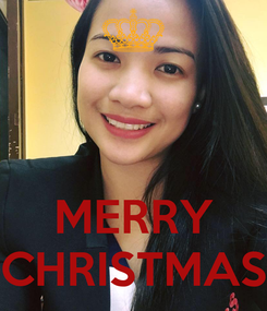 Poster:    MERRY CHRISTMAS