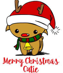 Poster: Merry Christmas Cutie