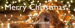 Poster: Merry Christmas !  Lucas Kimmel