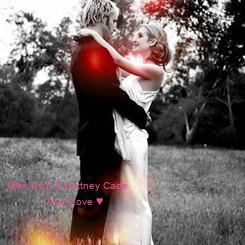 Poster: Mike Dirnt & Brittney Cade              True Love ♥