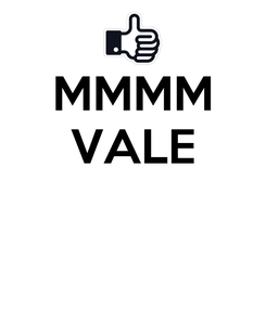 Poster: MMMM VALE