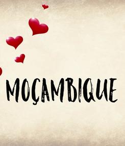 Poster:  MOÇAMBIQUE