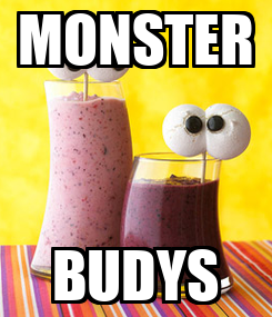 Poster: MONSTER BUDYS