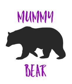 Poster: MUMMY   BEAR