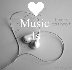 Poster: Music  Is Life