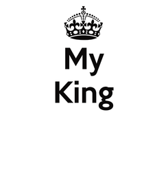 Poster: My King