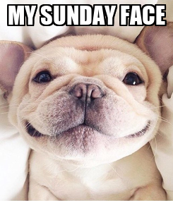 Poster: MY SUNDAY FACE