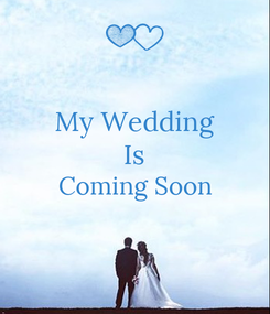 Poster: My Wedding Is Coming Soon