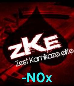 Poster:     -N0x