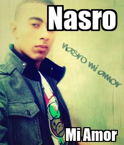 Poster:         Nasro