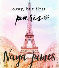 Poster: Naya  james