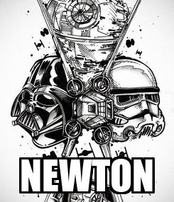 Poster:  NEWTON