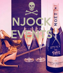 Poster: NJOCK EVENTS
