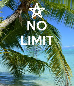 Poster: NO LIMIT