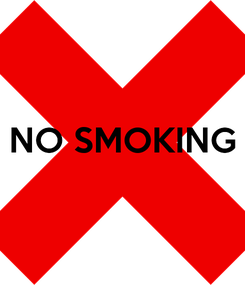 Poster:  NO SMOKING
