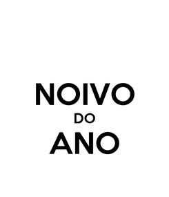 Poster:  NOIVO DO ANO