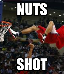 Poster: NUTS SHOT