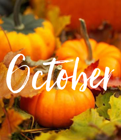 Poster: October