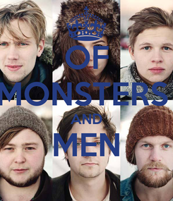 Poster: OF MONSTERS  AND MEN