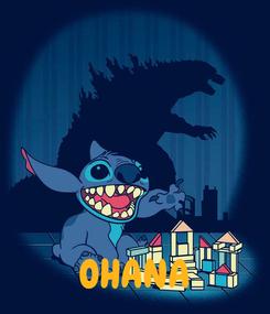 Poster:     OHANA