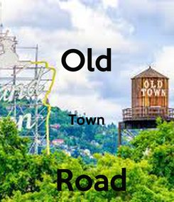 Poster: Old  Town   Road