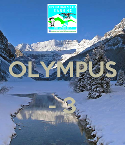Poster:  OLYMPUS  - 3