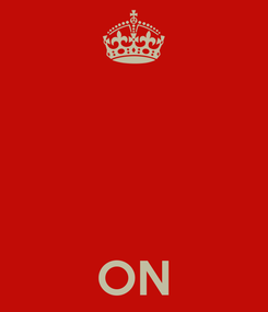 Poster:     ON