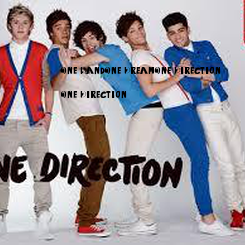 Poster: One Band,One Dream,One Direction