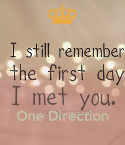 Poster:     One Direction