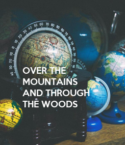 Poster: OVER THE