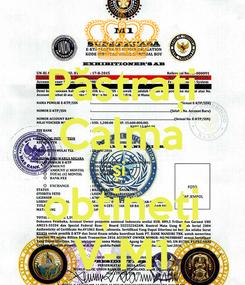 Poster: Păstrați Calma și  obțineți V-M1