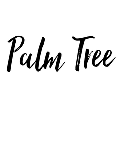 Poster: Palm Tree