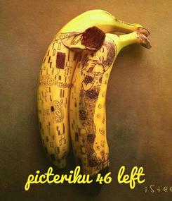 Poster:     picteriku 46 left