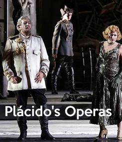 Poster:     Plácido's Operas