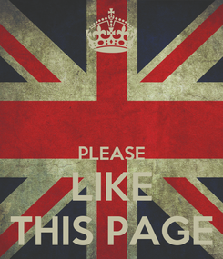 Poster:   PLEASE LIKE THIS PAGE